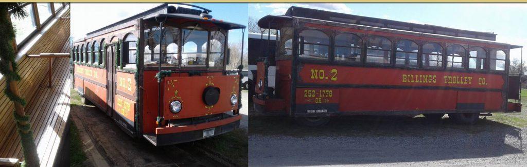 Vintage Trolley Rides & Tours