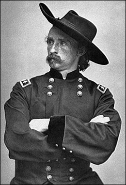 General Custer 7th Calvary Little Bighorn Custers last Stand