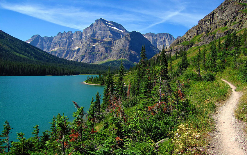 Glacier National Park Tours