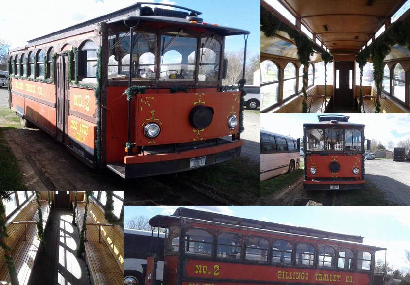 Trolley Rides & Tours