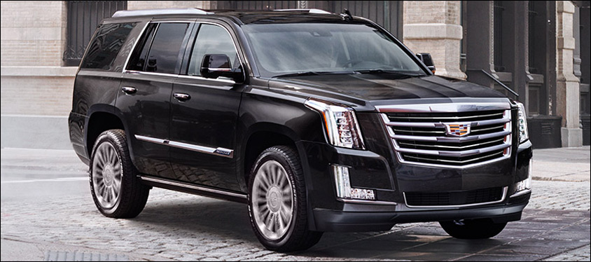 Cadillac Escalade SUV for Hire